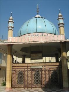 Mirzā Mazhar Jān-i Jānān Dargha in Delhi