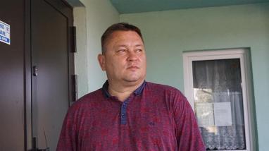 Maciej Szczesnowicz, the Tatar head of a Muslim parish, supports inter-faith activities and says priests and bishops pray with Muslims in his mosque [Agnieszka Pikulicka-Wilczewska/Al Jazeera]